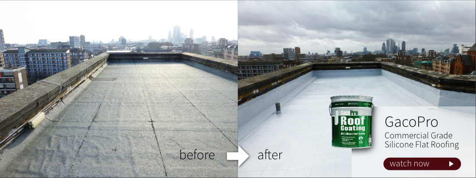 Gaco Silicone Roof Coating Uk 12 300 About Roof
